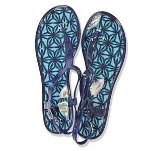 Shoes - T-Strap Jelly Sandals NEW